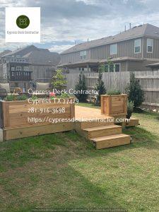Deck Builder Cypress TX